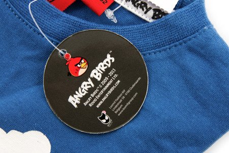 Bluzka Angry Birds