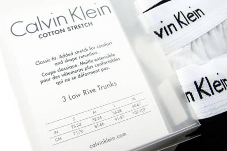Bokserki Calvin Klein Cotton Stretch 3pak