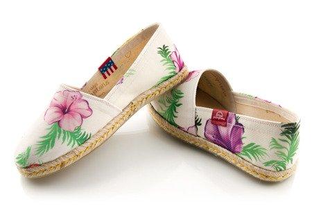 Espadryle Miss Hamptons Tahiti