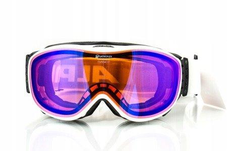 Gogle ALPINA CHALLENGE 2.0 QM na narty snowboard
