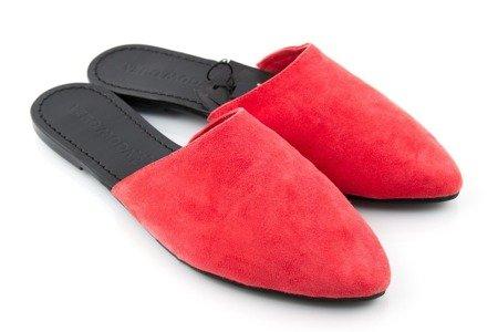 Klapki Vero Moda Mlia Leather