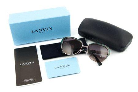 Okulary LANVIN PARIS SLN035N