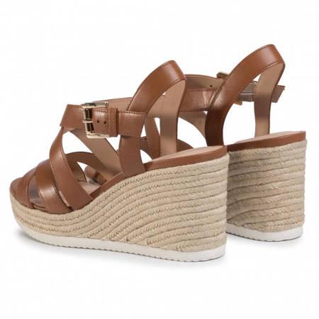 Sandały Geox D Ponza A