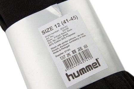 Skarpety HUMMEL 3-PAK r. 41-45
