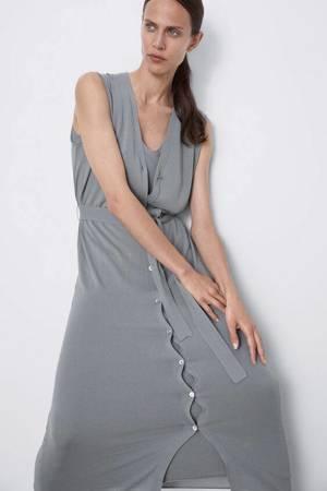 Sukienka Zara Knit Waistcoat Dress