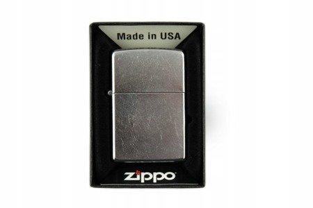 Zapalniczka Zippo 207 Regular Street Chrome