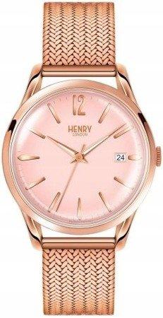 Zegarek HENRY LONDON SHOREDITCH HL39-M-0166